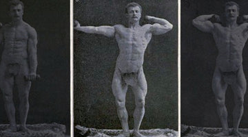 Eugen Sandow: Part 4 – Sandow's Exercise Routine
