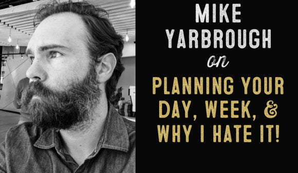 Wolf & Iron Podcast #24 – Man to Man – On Planning: Why I hate it, & why I do it anyhow