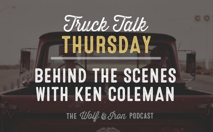 Behind the Scenes on the Ken Coleman Show // Truck Talk Thursday