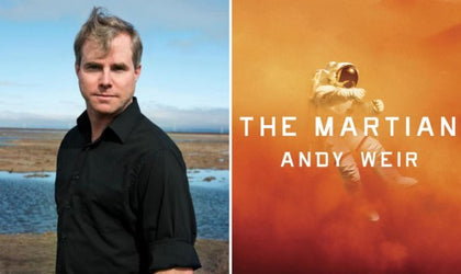 Captains of Industry: Andy Weir, Author of The Martian