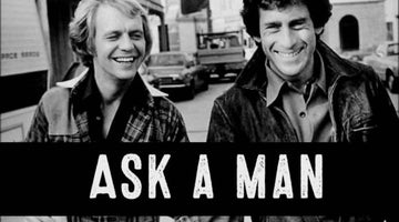 Wolf & Iron Podcast: Ask a Man – Alcohol and Unemployment – S01 E03