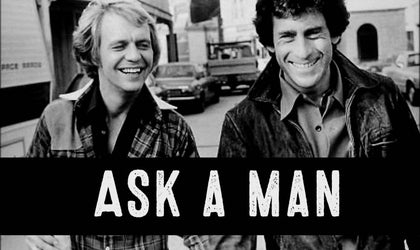 How Can Men Have Deep Friendships? - Ask a Man #007 - The Wolf & Iron Podcast