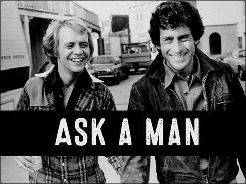 How Did Mike & Brandon Become Christ Followers? // Ask a Man // The Wolf & Iron Podcast