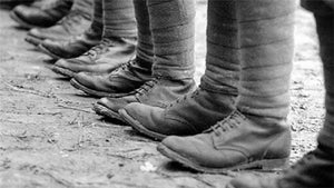 Walking a Mile in a Soldier's Boots: A Brief History of the Trench Boots of WWI