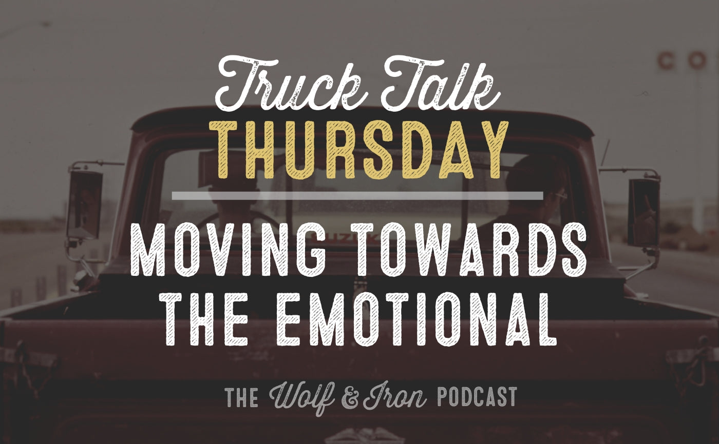 mike yarbrough truck talk thursday wolf and iron