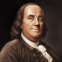 """Diligence is the mother of good fortune, and God gives abundantly to industry. So plow deep while the sluggards sleep, and you shall have corn to sell and to keep."" – Benjamin Franklin, Founding Father, 1706-1790"