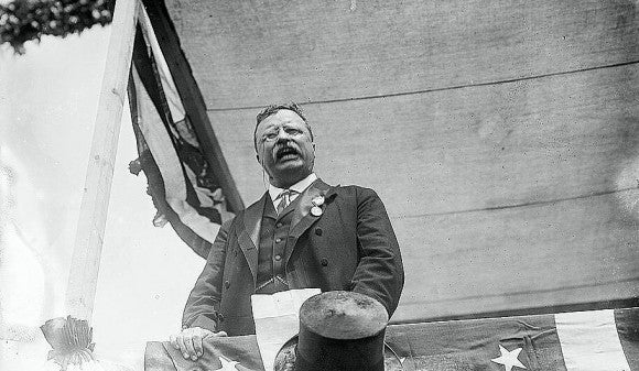 Theodore Roosevelt's July 4th, 1903 Speech - Wolf and Iron