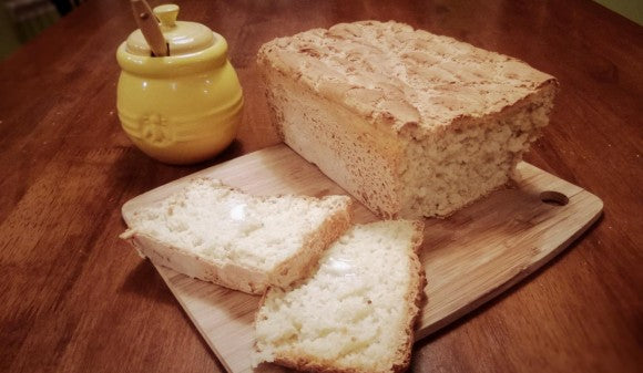 THE SUPER TASTY, BLOG WORTHY, GLUTEN FREE BREAD RECIPE - WOLF AND IRON