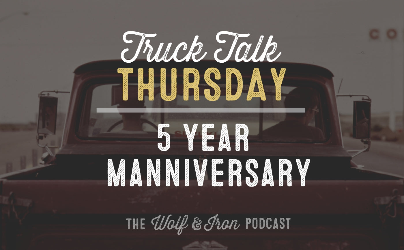 wolf and iron truck talk thursday