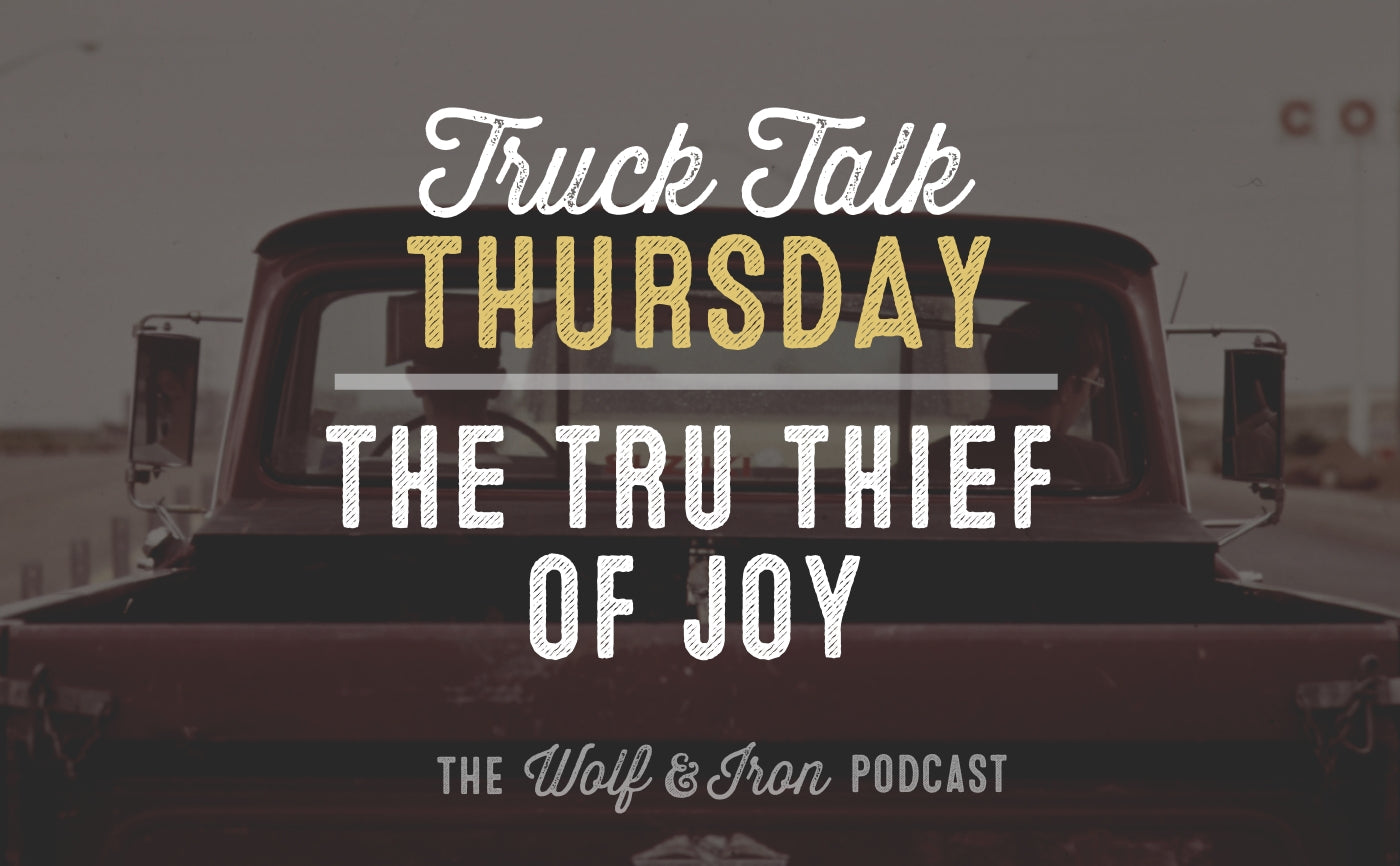 wolf and iron mike yarbrough truck talk thursday