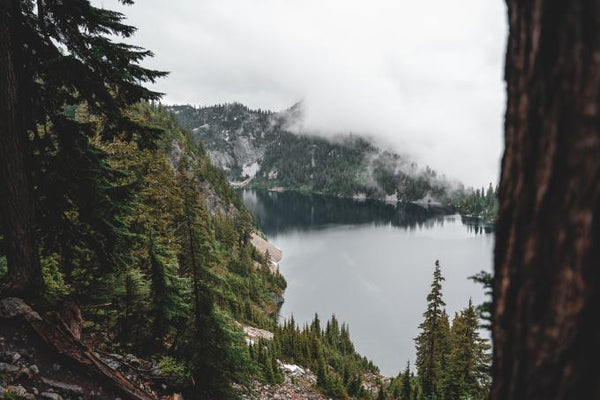 lake in washington