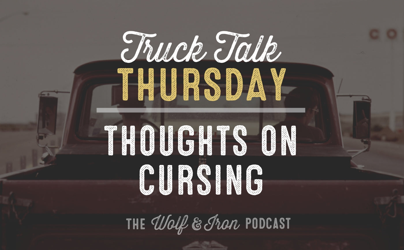 wolf and iron mike yarbrough truck talk thursday cursing