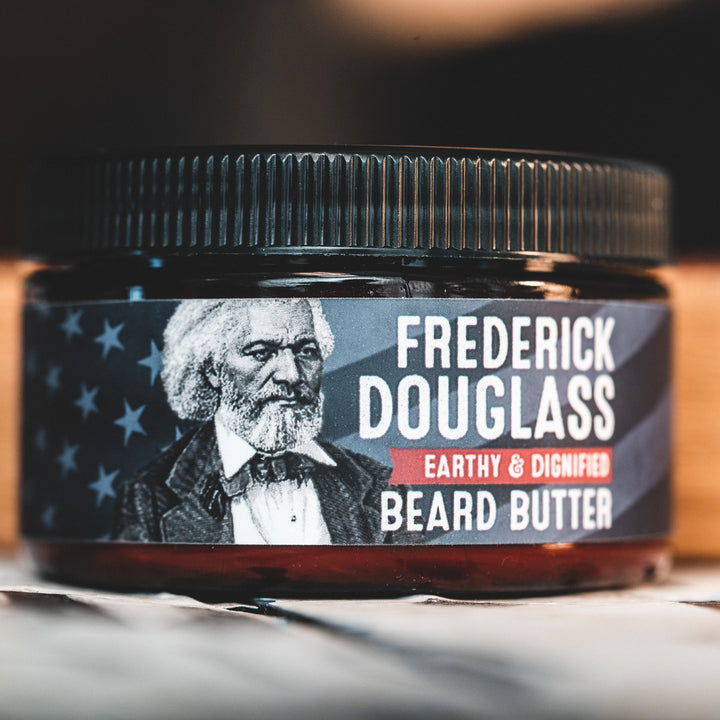 Beard Butter - Frederick Douglass: Earthy & Dignified