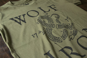 Shirt - Join, Or Die! Snake - USA Made Tee