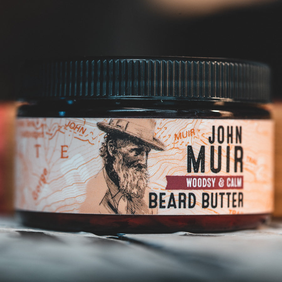 Beard Butter - John Muir: Woodsy & Calm