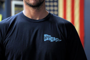 Shirt - Fair Winds - USA Made Tee