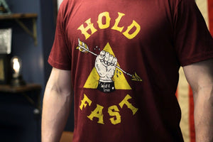 Shirt - Hold Fast - USA Made Tee
