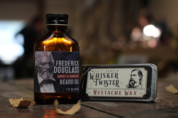Beard Oil & Mustache Wax Combo