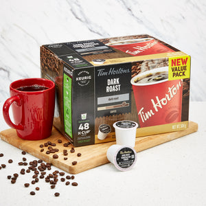 Dark Roast - K-Cup (48 pack)