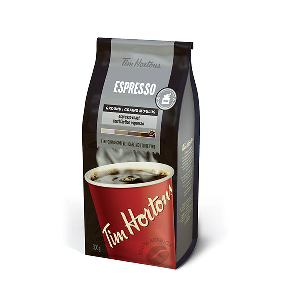 Espresso Ground - Bag (300g)