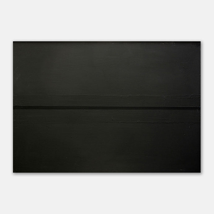 Who's afraid of darkness - Herman Normoid - Acquista online il quadro di Herman Normoid