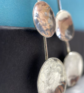Sparkle Double Drop Earrings