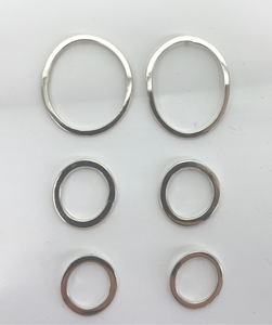 Not Quite Circles Earrings
