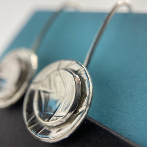 Linea Double Cup Earrings