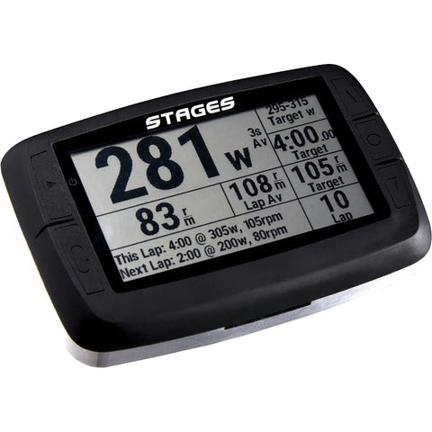 Stages Cycling Dash GPS Head Unit