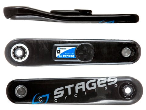 Stages Cycling SRAM GXP Road Power Meter