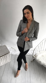 Révolution - Checkered Blazer