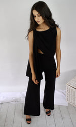 Florence // Jumpsuit Black
