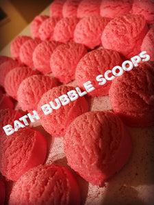 Bath Bubble Scoops
