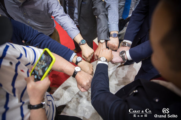 Grand Seiko Baselworld 2019 Preview Event Photos