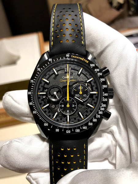Omega Speedmaster Dark Side of the Moon Apollo 8 Baselworld 2018