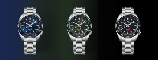 Grand Seiko unveils 40.5mm Spring Drive GMTs SBGE255, SBGE253 and SBGE257