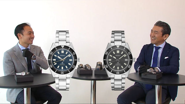 Interview with Seiko USA's CEO & President Munehisa Shibasaki