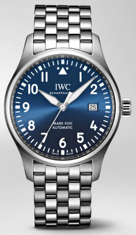 IWC Pilot's Watch Le Petit Prince IW327016 Carat & Co. Authorized Retailer