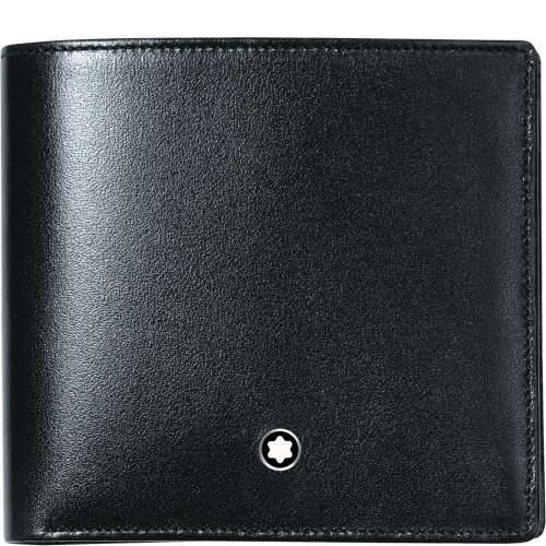 Meisterstück 4CC Folding Wallet with Coin Case
