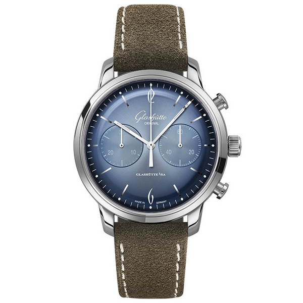 Sixties Glacier Blue 2020 Limited Edition Chronograph