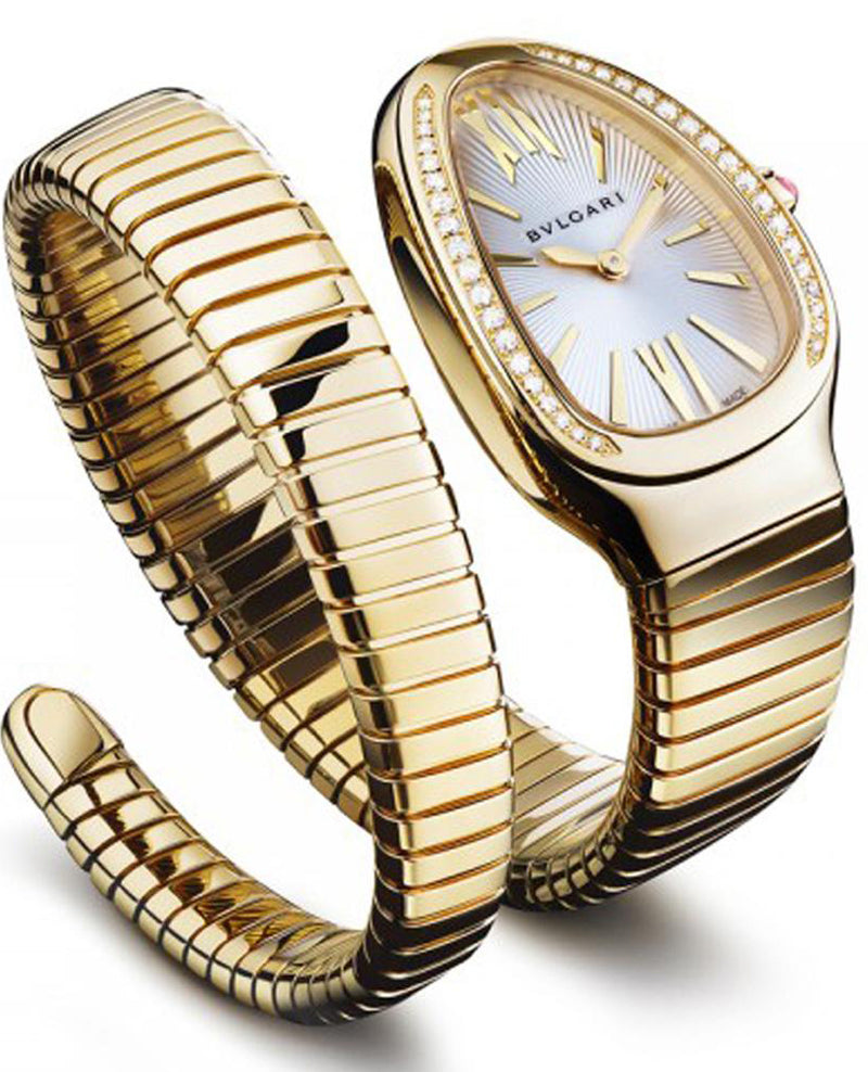 Serpenti Tubogas Yellow Gold