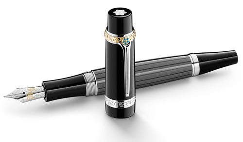 Montblanc Writers Edition Honore de Balzac Fountain Pen