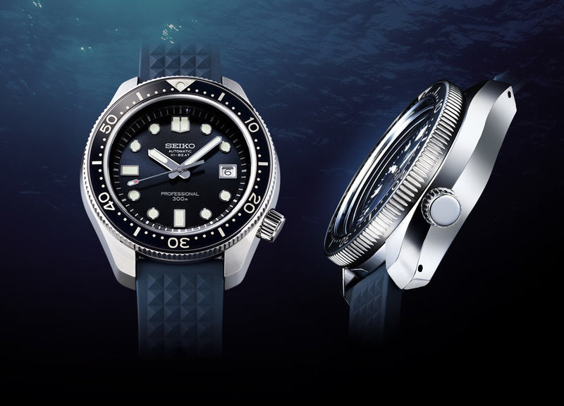 Prospex SLA039 The 1968 Professional Diver's Re-Creation Limited Edition