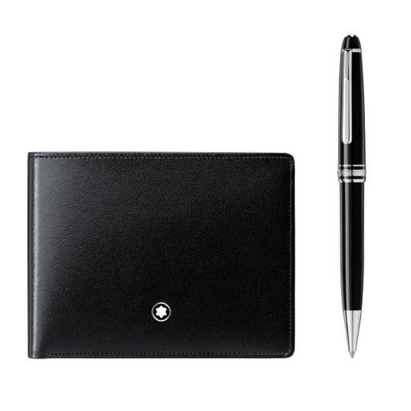 Montblanc Meisterstück Pen and Wallet Set