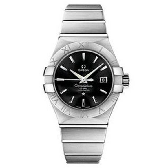 Omega Constellation Co-Axial Date 31 mm