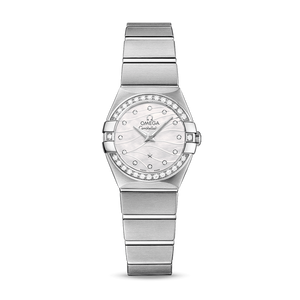 Omega Constellation Quartz Diamonds 24 mm