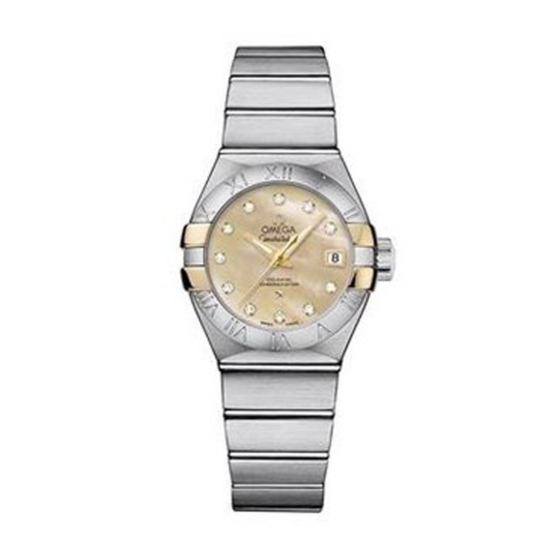 Omega Constellation Co-Axial 27 mm