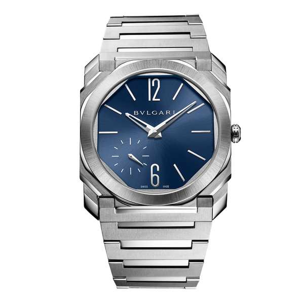 Bulgari Octo Finissimo Automatic Blue Dial 40mm 103431