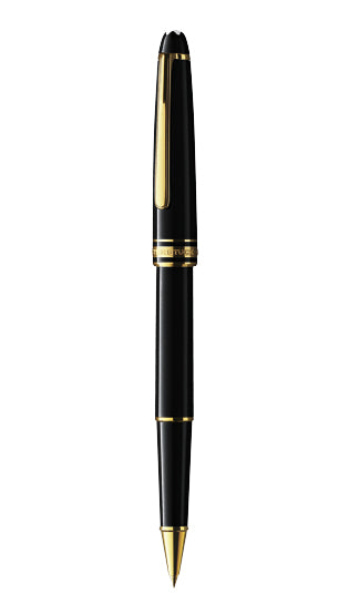 Meisterstück Rollerball Yellow Gold Pen