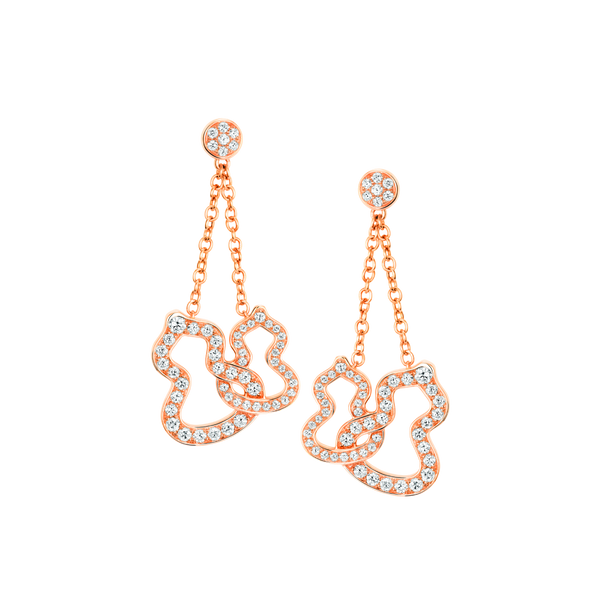 Double Wulu Earrings